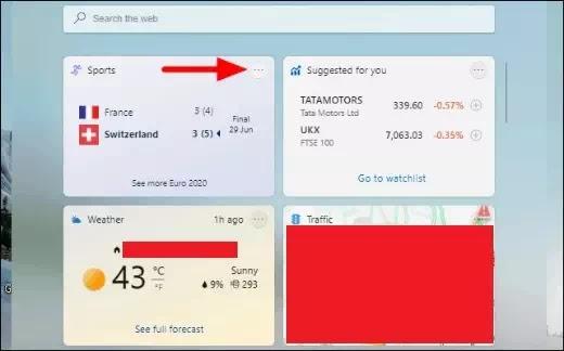 Cara Menambah & Menghapus Widget di Windows 11-4