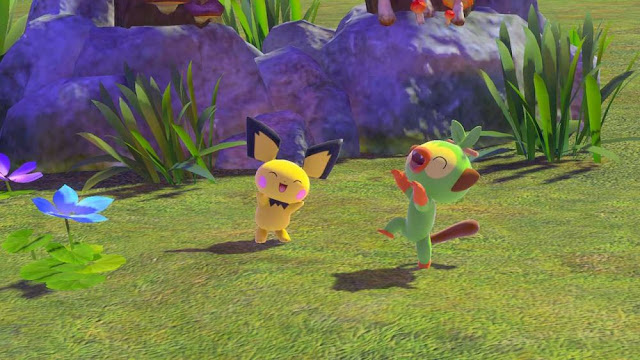 April Release! 5 Facts About New Pokémon Snap Game