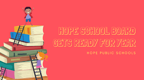 Board of Hope Arkansas Public Schools accepts superintendent's personnel suggestions at Wednesday meeting