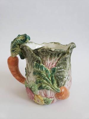 Fitz and Floyd rabbit mug creamer