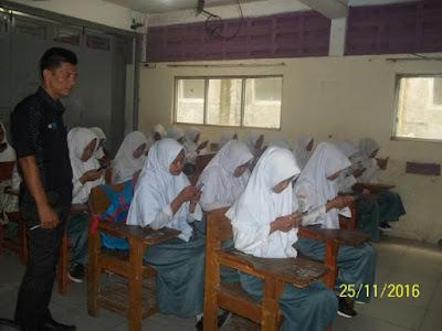 Wow,,,,  SMK Indonesia Mas Ujian Sekolah Berbasis Android