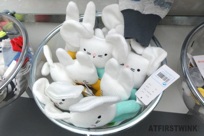 HEMA bunny dolls toys
