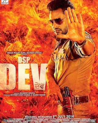 DSP Dev 2019 Punjabi 720p WEB-DL 1GB