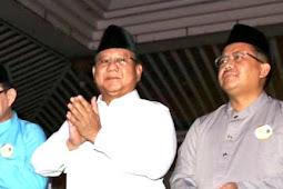 Gerindra: Nama Cawapres Ada Di Tangan Prabowo, Salim Segaf Dan Sohibul