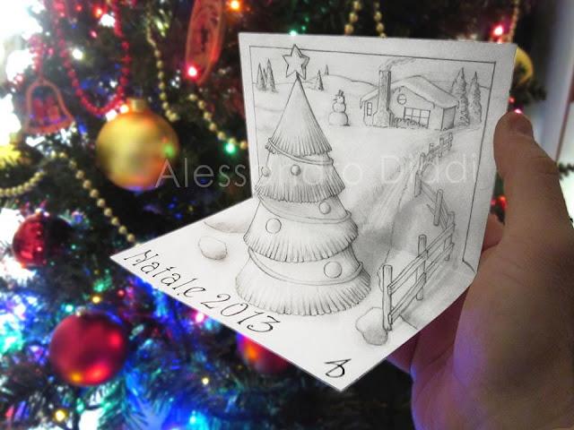 ilusi gambar 3 dimensi yang keren dan menakjubkan serta kreatif-15
