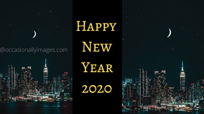 New Year Wishes 2020.