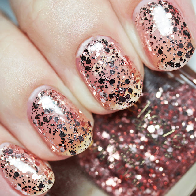 Believe Beauty Gel Effect Nail Polish Rose Gold