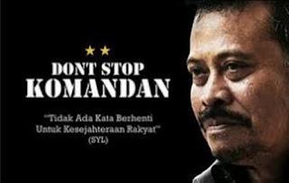 Dont Stop Komandan 78