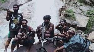 Diduga Senjata OPM Tembaki TNI Dibeli dari Anggota Brimob