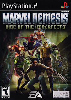 Marvel Nemesis: Rise of the Imperfects (PS2) 2005
