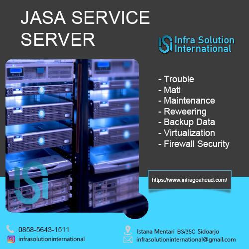 Service Server Denpasar Enterprise