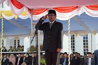 Walikota Bima Jadi Irup Upacara Hari Lahir Pancasila