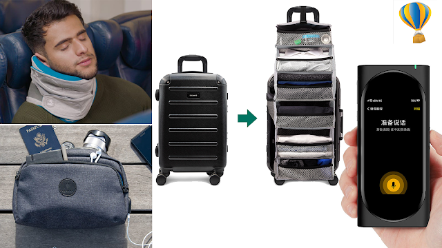 Top 9 Best Travel Accessories 2019