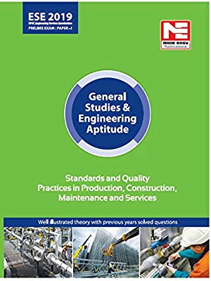 Standards & Quality Practices in Production by Made Easy pdf download book