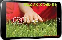 Flash LG G PAD 8.3 V500
