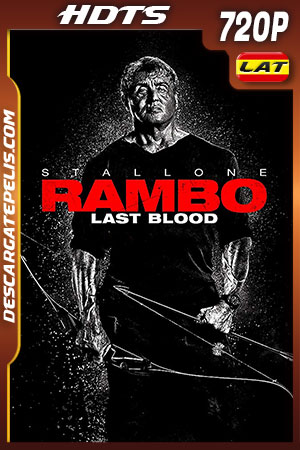 Rambo: Last Blood (2019) HDTS 720p Latino