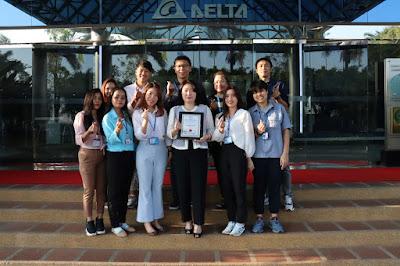 คว้ารางวัลสุดยอดนายจ้างดีเด่น THAILAND BEST EMPLOYER BRAND AWARD 2021  จากโครงการฝึกอบรมด้านการผลิตอัจฉริยะของบริษัทฯ จัดโดย สถาบันด้านการบริหารทรัพยากรบุคคล (World HRD Congress)