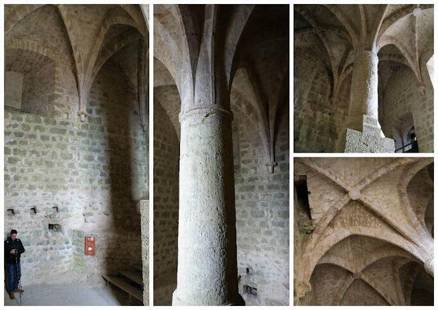 castillo de queribus pilar