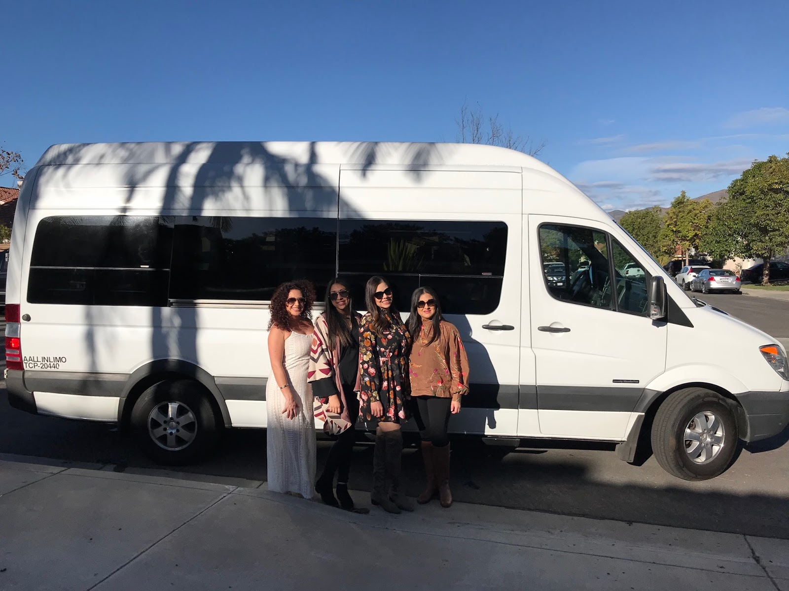 Aall in Limo tour, Aall in Limo blogger tour, Aall in Limo Temecula wine tour