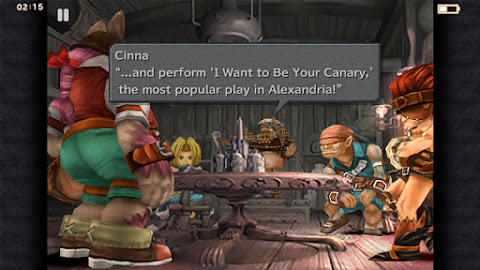 Free Download FF IX Android