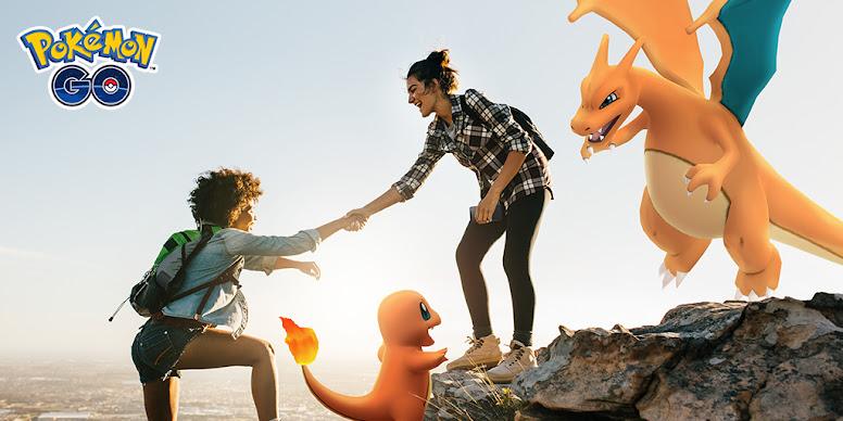 Pokémon GO Programa de Indicação