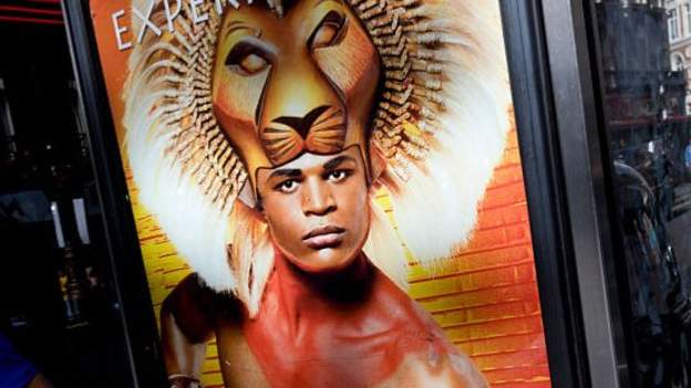 Lion King actor Andile Gumbi dies aged 36