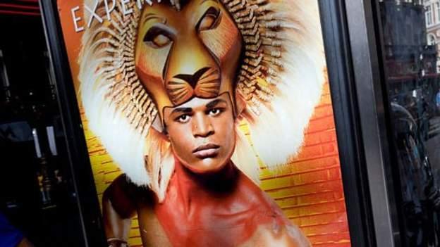 Lion King actor Andile Gumbi dies aged 36