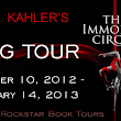Immortal Circus Blog Tour: Review, Teaser and Giveaway ::Week One::