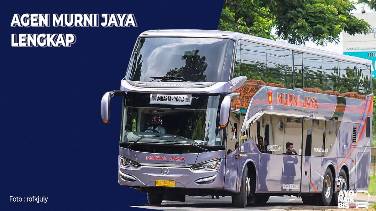 Agen Bus Murni Jaya
