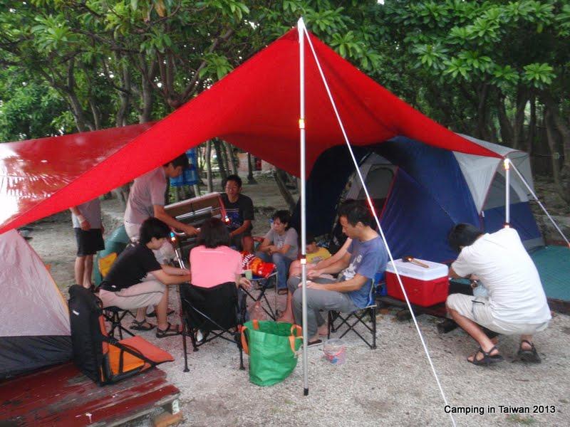 Outdoor Gadgets Tarp Camping