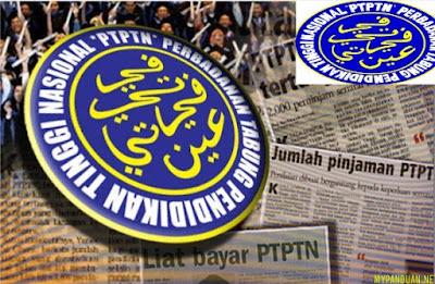 Permohonan Pinjaman PTPTN 2018 Secara Online