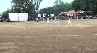 परिंदा किक्रेट क्लब द्वारा आयोजित अखिल भारतीय किक्रेट प्रतियोगिता का समापन