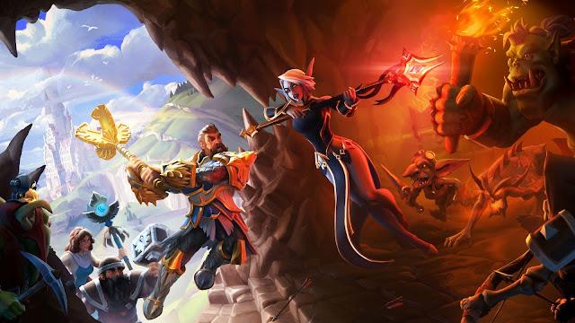 متطلبات تشغيل اللعبة المجانية علي متجر ايبيك جيمز هذا الاسبوع Dungeons 3