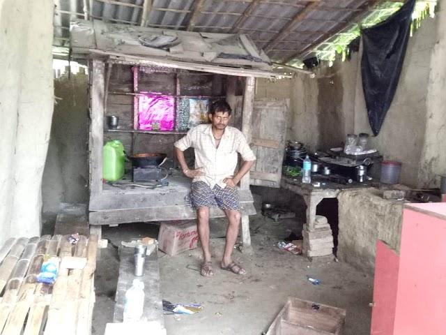 चाय-नास्ता के दुकान से नगद सहित हजारों की चोरी