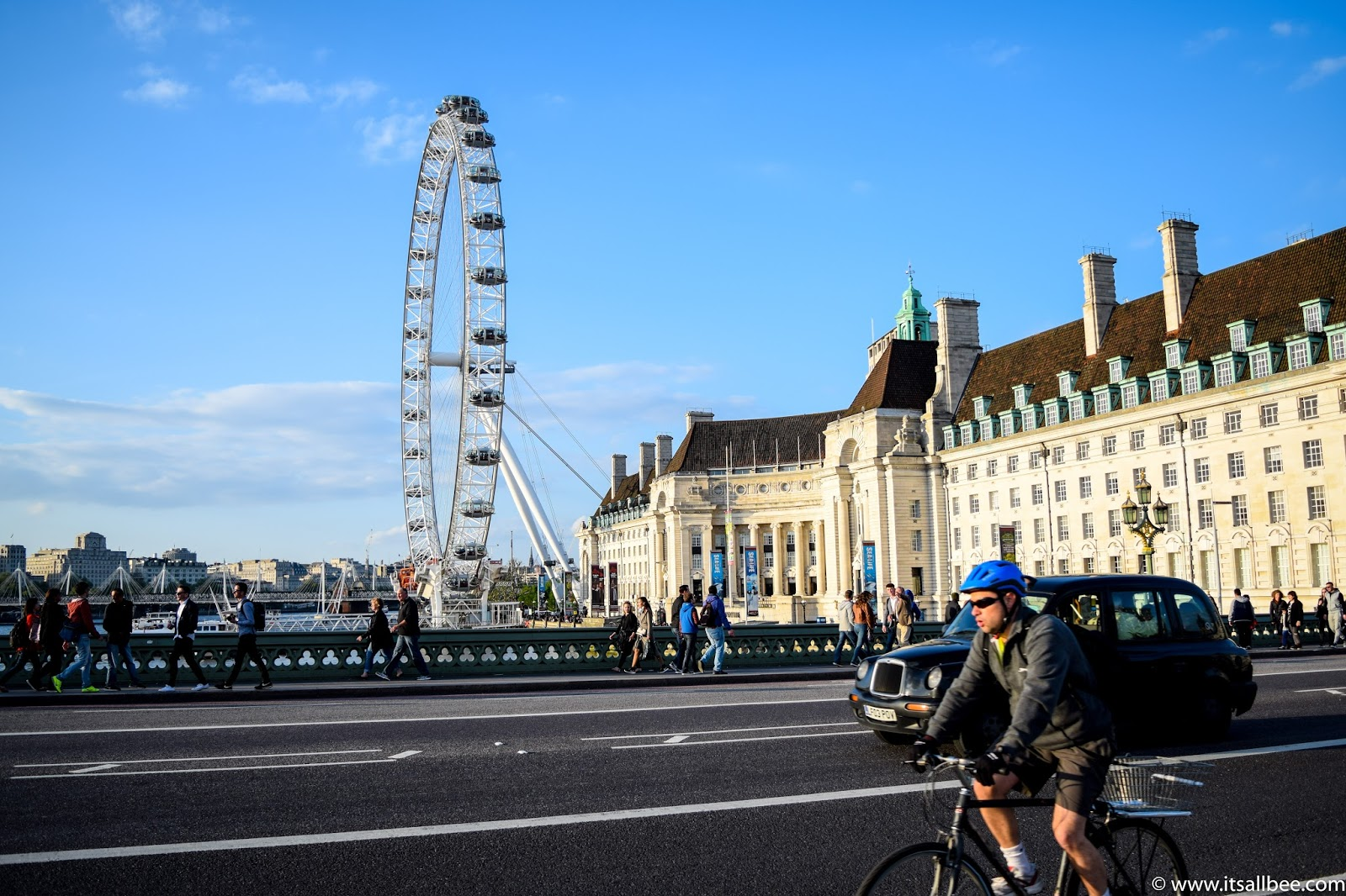 London Eye, Westminister Bridge