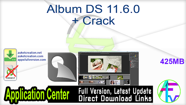 Album DS 11.6.0 + Crack