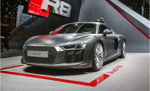 2018 Audi R8 V 10 Concept Specs Review and Rumor