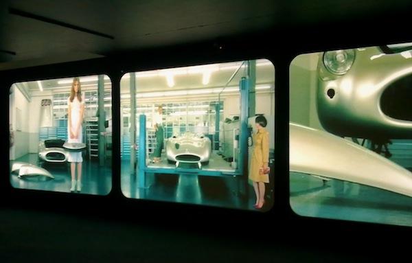 Novecento mai visto - Brescia - Daimler Art Collection - Sylvie Fleury, Swiss Polish Meditation, 2005