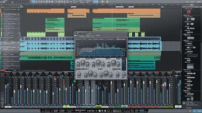 Membuat Musik Dengan Presonus Studio One