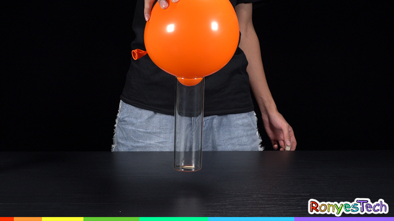Balloon Air Pressure Science Experiments