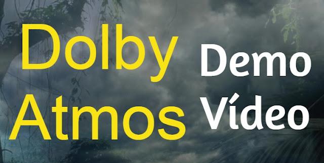Descarga video AMAZE Dolby Atmos