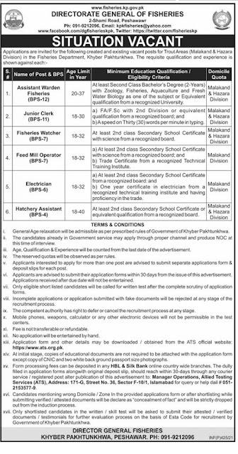 fisheries-department-kpk-jobs-2021-ats-application-form