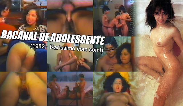 baixar Bacanal de Adolescente - Raríssimo com áudio/som - Filme de 1982 download