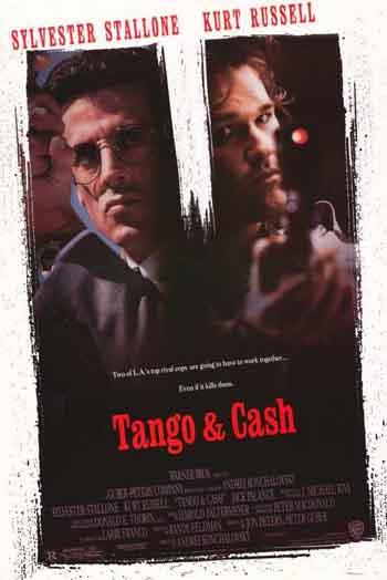 Tango & Cash 1989 480p 300MB BRRip Dual Audio [Hindi - English]