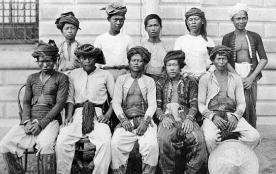 Asal-usul dan Sebutan Suku Moro