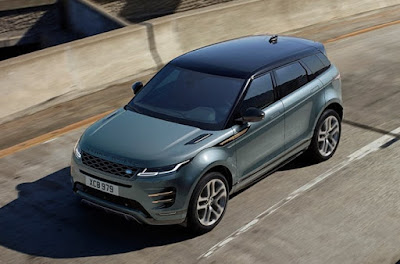 2020 Range Rover Evoque Review, Specs, Price