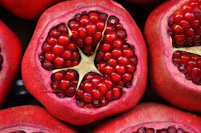Pomegranate  for Radient skin