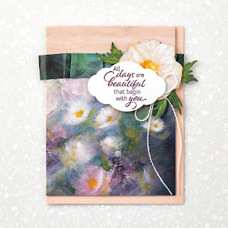 Stampin' Up! Perennial Essence Designer Paper Projects ~ 2019-2020 Annual Catalog