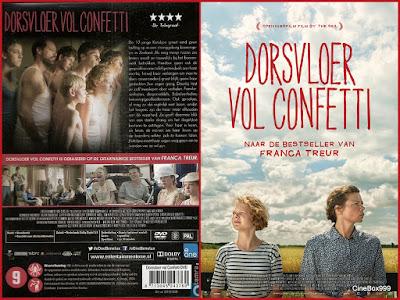 Dorsvloer vol confetti / Confetti Harvest. 2014.