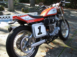 sportster big bore 1400 street tracker mert lawwill tribute